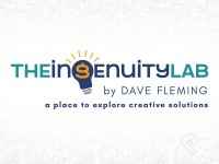 The Ingenuity Lab Logo by Priority Marketing