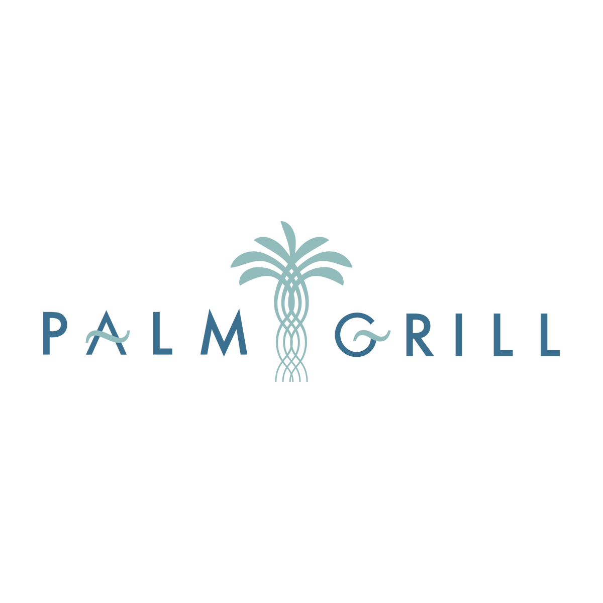 Branding logos priority marketing palm grill logo by priority marketing altavistaventures Image collections