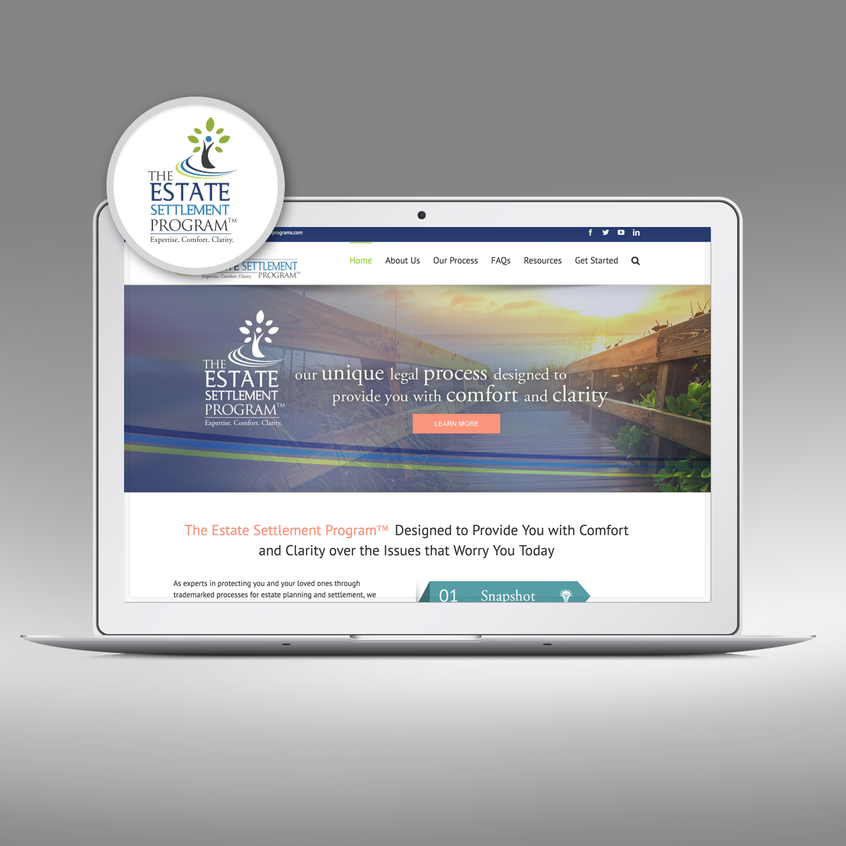 The Estate Settlement Program by Priority Marketing