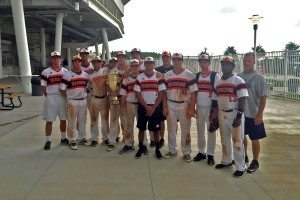 2015 Perfect Game - 18u Memorial Day Co-Champs - Jacksonville Warriors