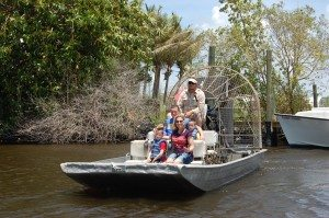 Airboat Photo 1