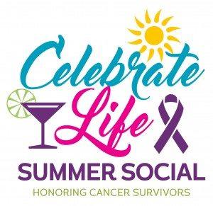 Celebrate Life Summer Social Logo
