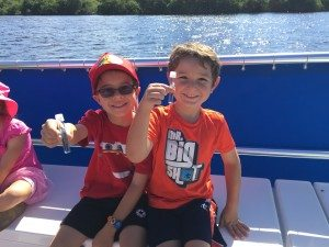 Marine Science Kids Cruise-Fort Myers-2