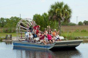 Wooten's Grassland Airboat Tour