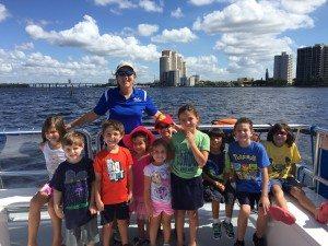 Marine Science Kids Cruise