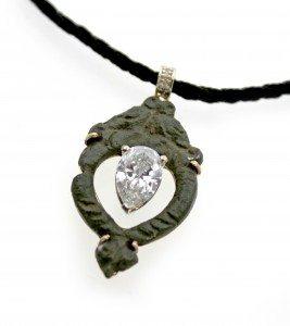 Mark Loren Designs - Custom Viking-Era Diamond Pendant