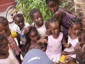 Children of Haiti