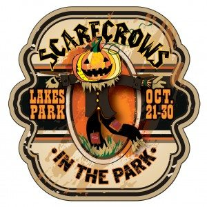 Scarecrows in the Park Logo