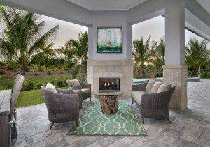 Norris Furniture Interiors Completes Interior Design Of Captiva Showcase Home At Naples