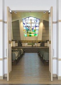 New Hope Presbyterian - Sanctuary Entry