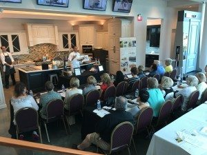 Photo 2 - Chef Roland at 2015 Foodie Camp Naples
