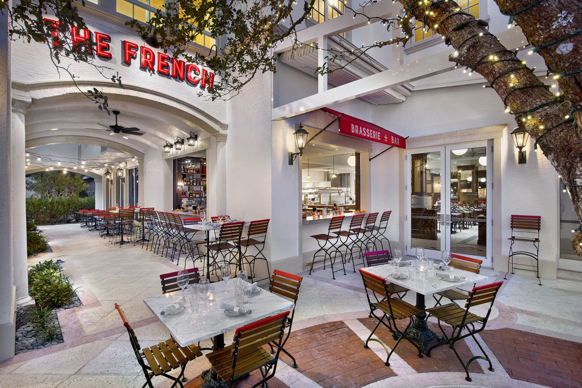 Stevens Construction Completes THE FRENCH a Quintessential