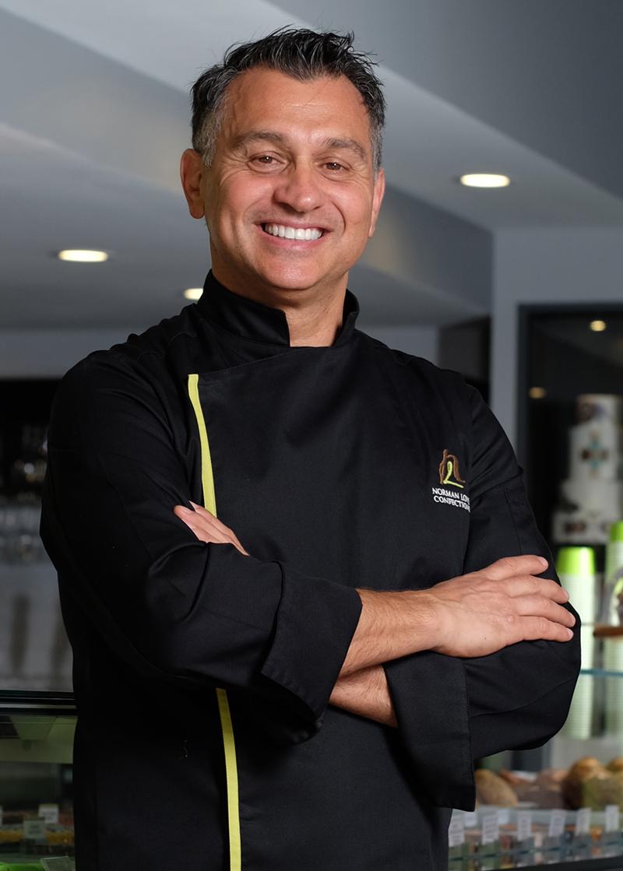 Chef Frederic Monti