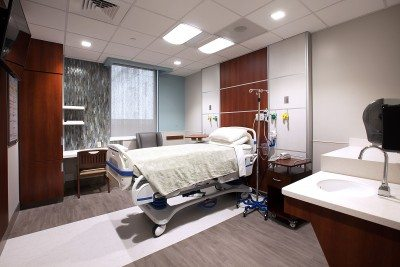 Naples Community Hospital - Patient Room