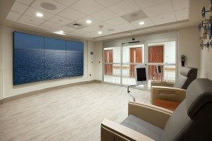 Naples Community Hospital - Serenity Room