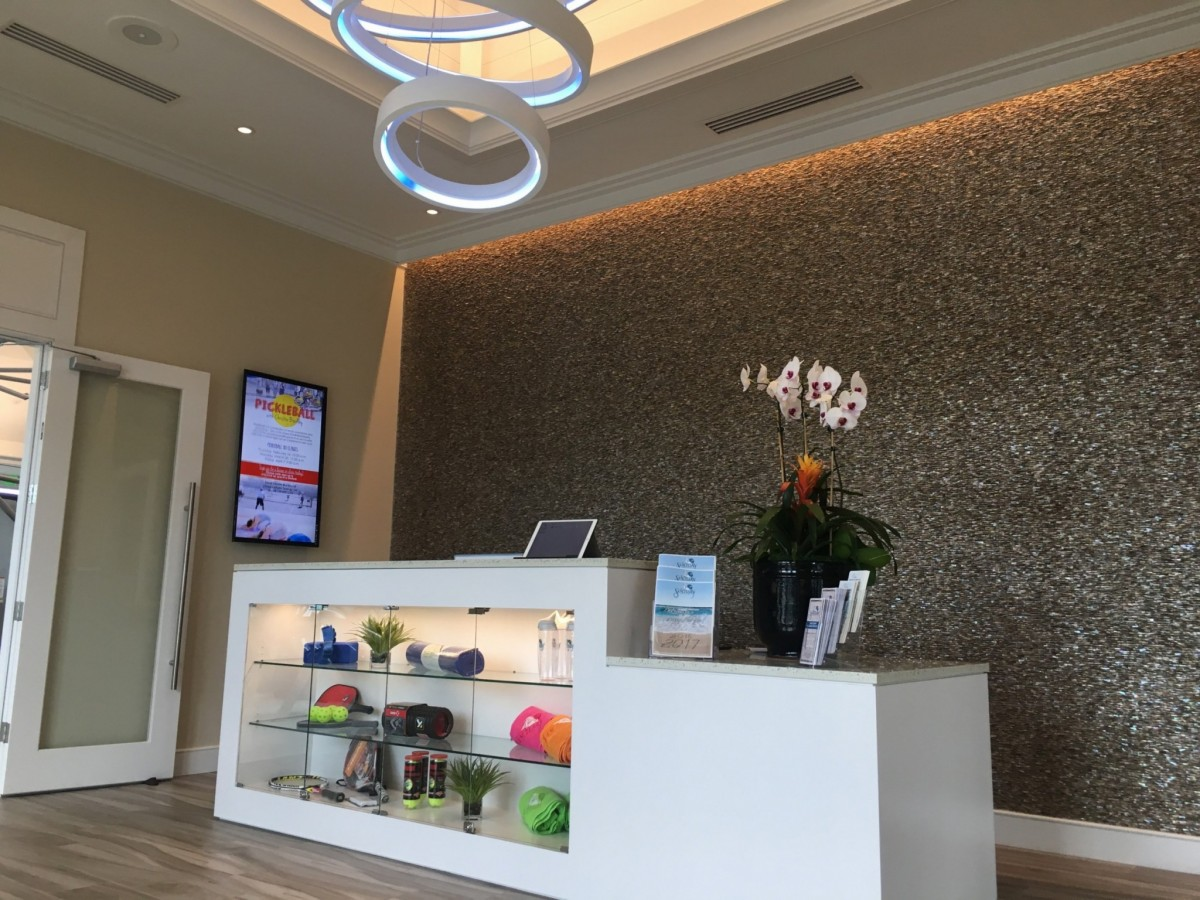 The Sanctuary - Fitness Center Front Desk