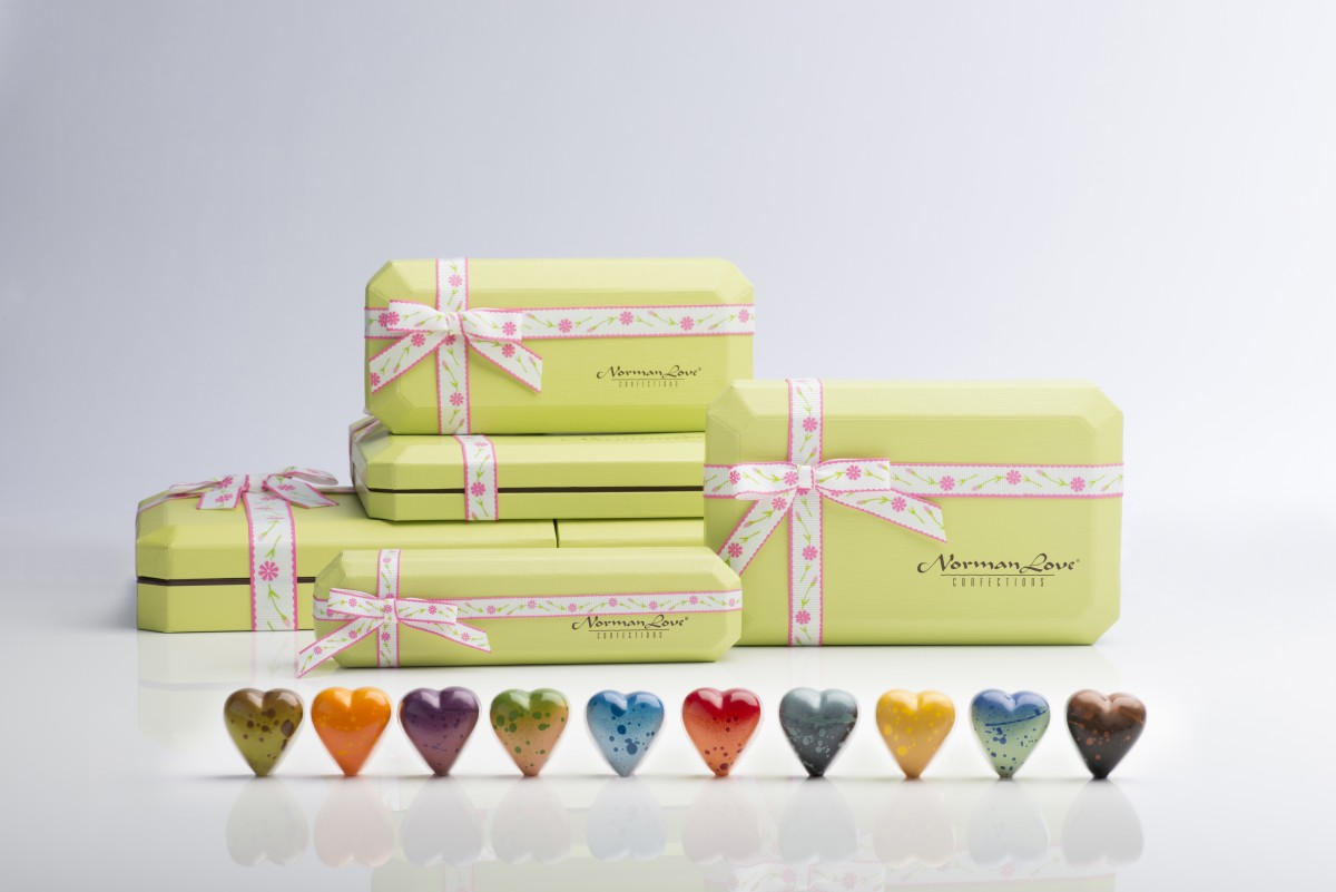 Norman Love Confections Mother's Day Collection