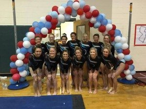 512c3d3a067d Lee County to host National High School Gymnastics Association s Senior  Showcase Invitational May 19-20