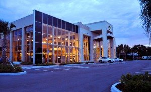 Owen Ames Kimball Company Earns LEED Certification For Scanlon Lexus Of Fort  Myers Dealership