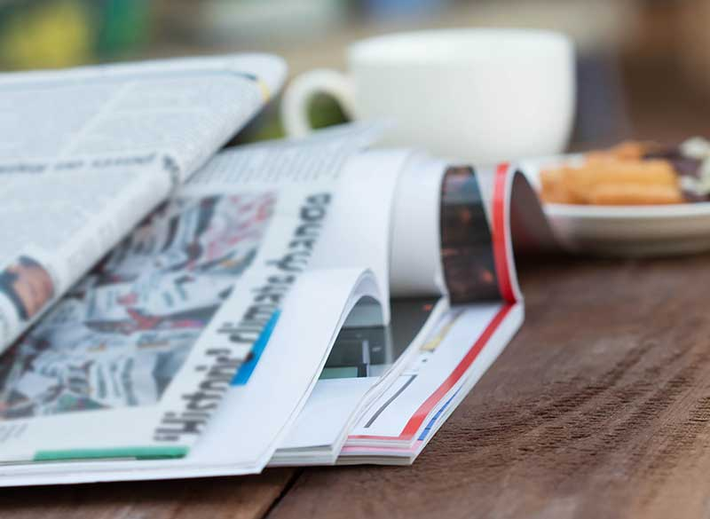 Six tips for getting your articles published in newspapers, magazines