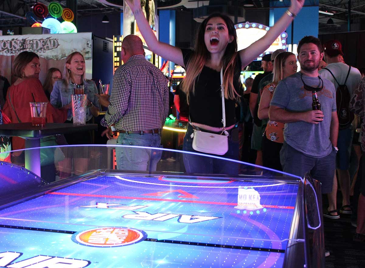 Business Observer spotlights Priority Marketing's success with Dave & Buster's