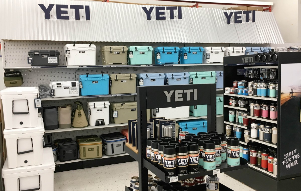 Sunshine Ace Hardware honored as one of Ace Hardware's top YETI