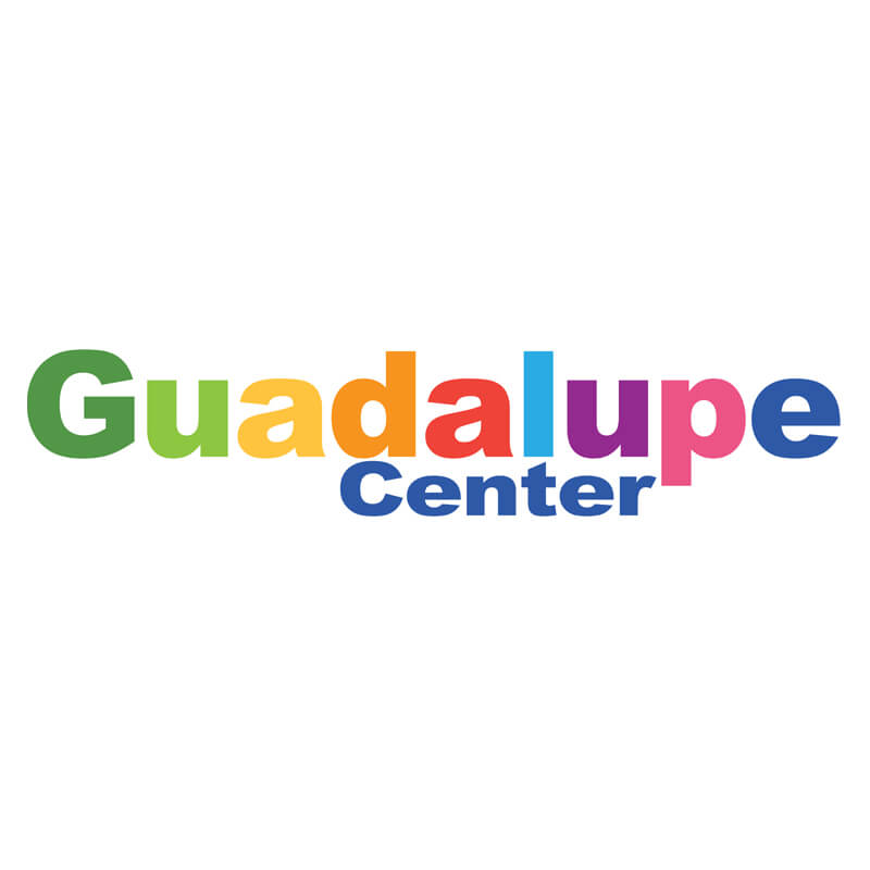 Guadalupe Center Logo Client of Priority Marketing