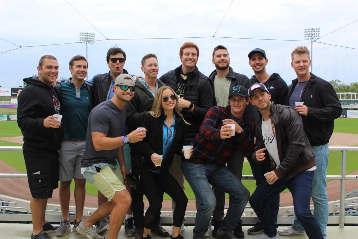 Ballpark Festival of Beers