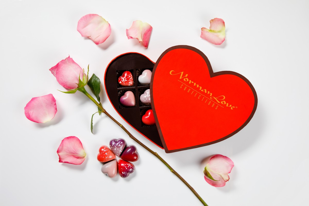 Norman Love Confections Limited Edition Gourmet Chocolate Flavors Will Make Your Valentine S Heart Dance With Joy Priority Marketing
