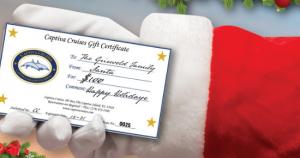 Captiva Cruises Gift Certificate
