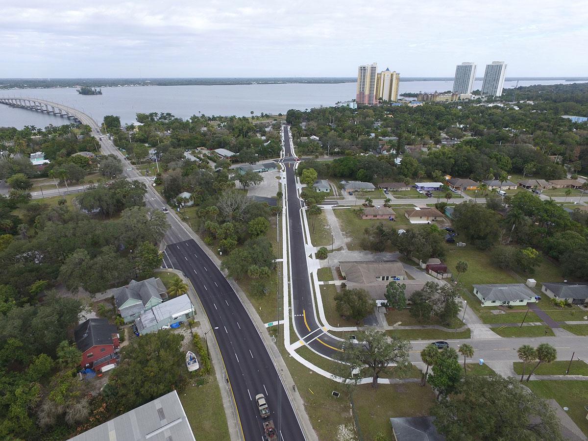 Evans Avenue Utility Project
